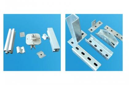 太阳能铝支架配件